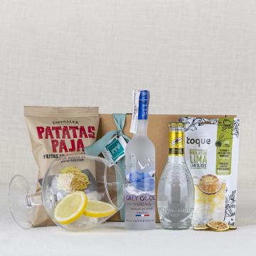 Pack Happy Hours 4 Vodka Grey Gcose