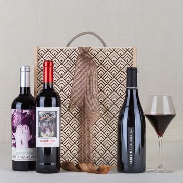 Pack surtido vinos