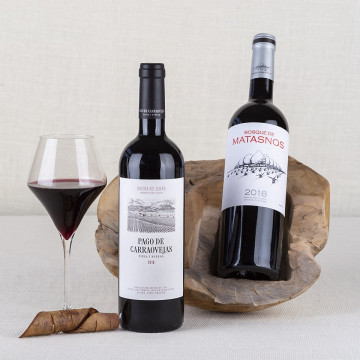 Pack Vino Ribera del Duero Premium