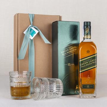 Pack Whisky Jhonny Walker Green Label