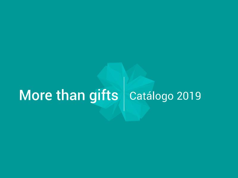 More than gifts - Catálogo 2019